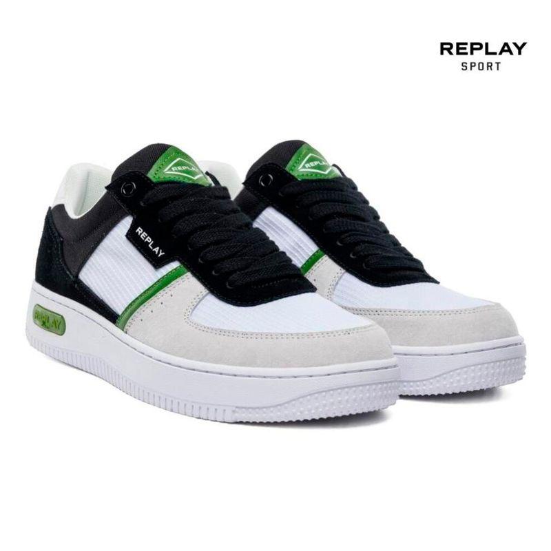 Tenis-Para-Hombre-Classic-Blocks-Replay