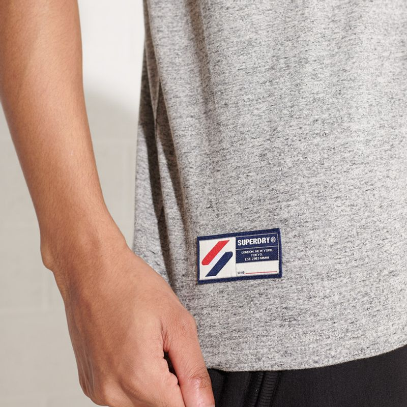 Camiseta-Para-Hombre-Corporate-Logo-Tee-Superdry