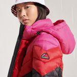 Chaqueta-Padded-Para-Mujer-Colour-Block-Fuji-Superdry