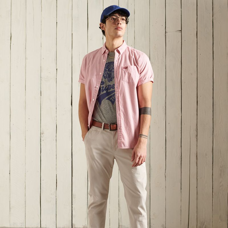 Camiseta-Para-Hombre-Bonded-Varsity-Tee-180-Superdry