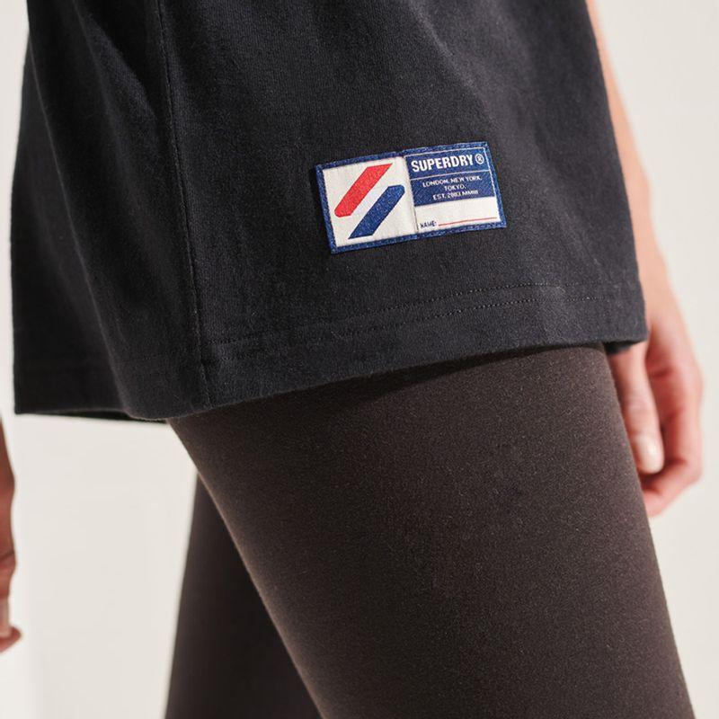 Camiseta-Para-Mujer-Mountain-Sport-Mono-Tee-Superdry