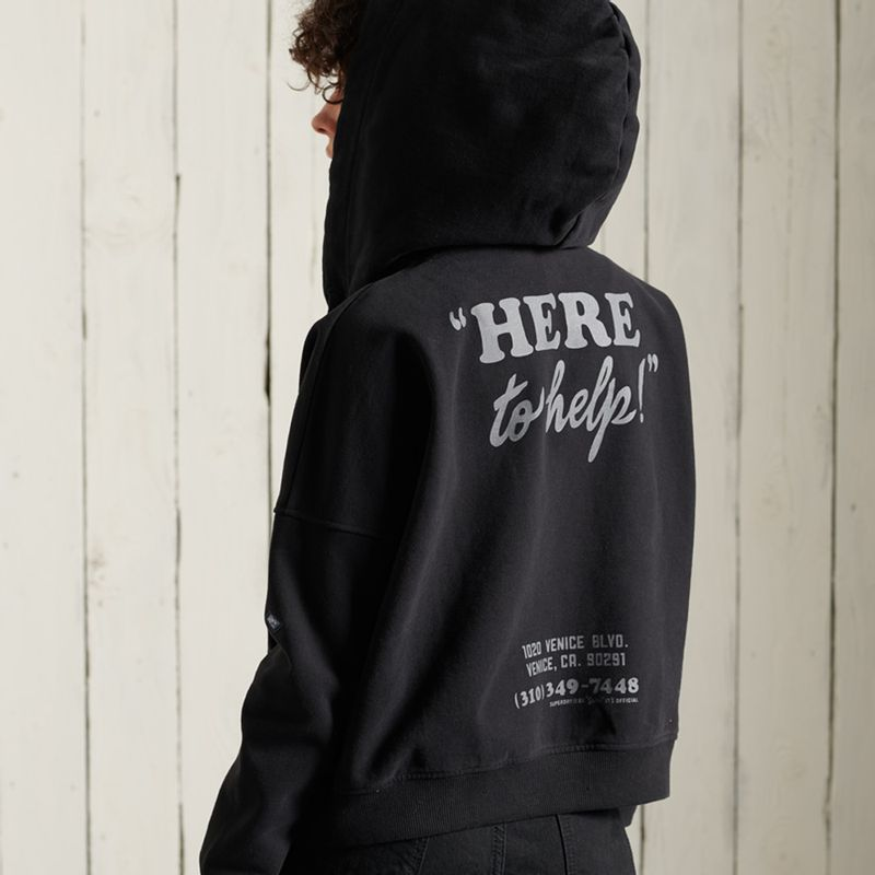 Buzo-Hoodie-Abierto-Para-Mujer-Cropped-Boxy-Ziphood-Superdry