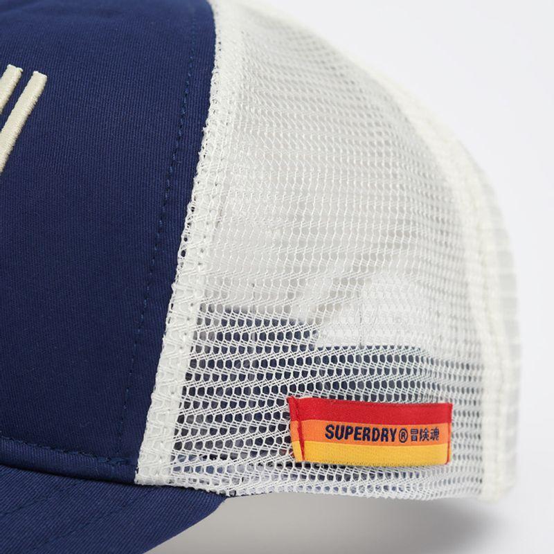 Gorro-Para-Hombre-Workwear-Trucker-Cap-Superdry