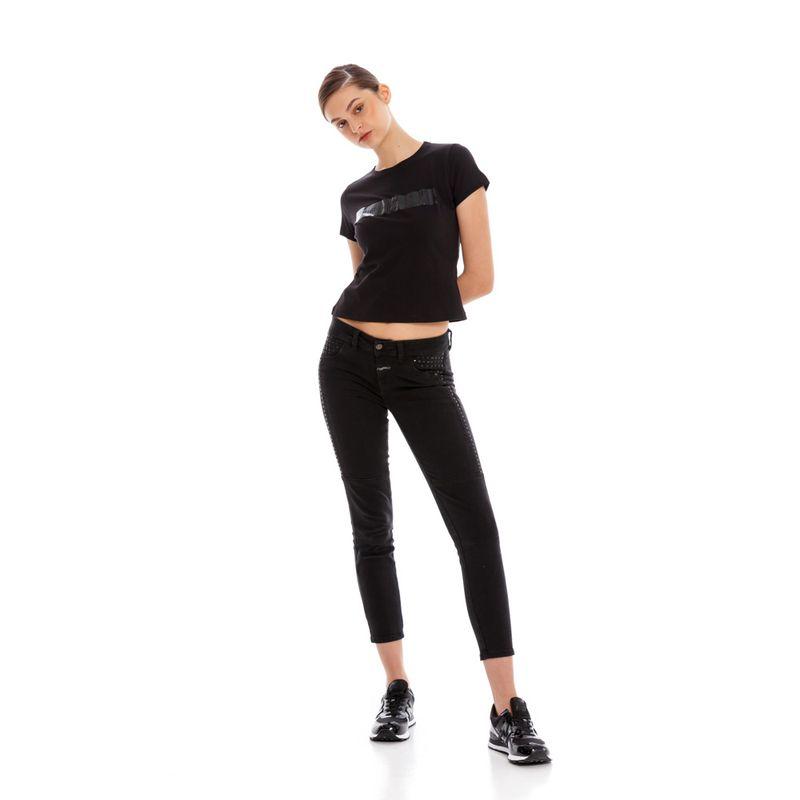 Camiseta-Para-Mujer-Marithe-Francois-Girbaud