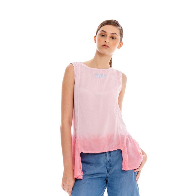 Camiseta-Para-Mujer-Camiseta---Marithe-Francois-Girbaud