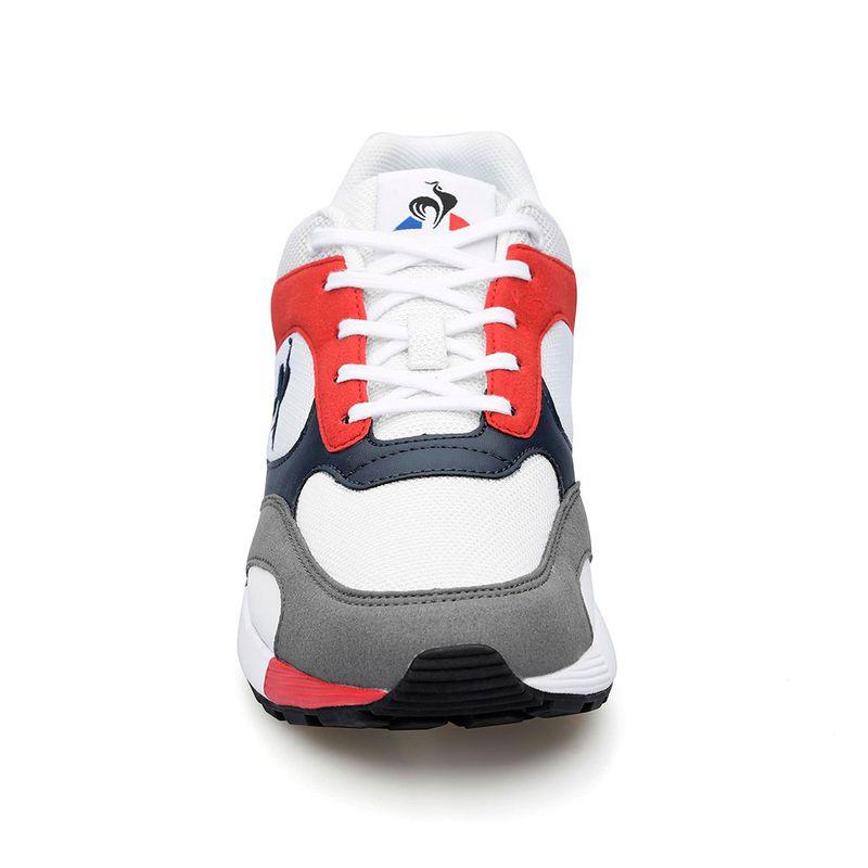 Tenis-Para-Hombre-Lcs-R750-Retro-Optical-White-Poppy-Red-Le-Coq-Sportif