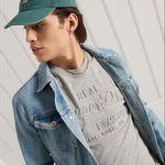 Camiseta-Para-Hombre-Vl-Emboss-Tee-180-Superdry