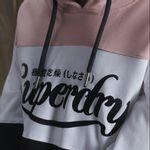 Buzo-Hoodie-Cerrado-Para-Mujer-Pl-Colour-Block-Entry-Hood-Ub-Superdry
