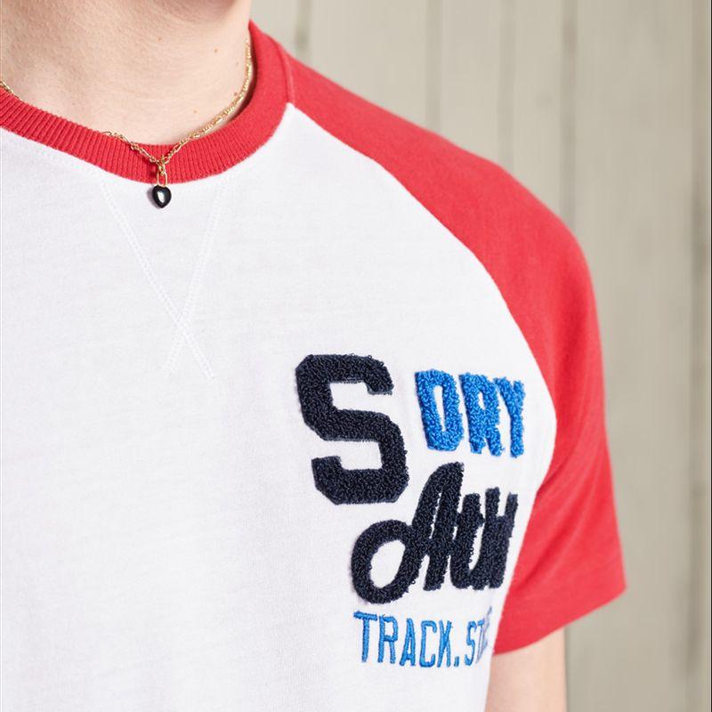 Camiseta-Para-Hombre-Chenille-Varsity-Raglan-Tee220-Superdry