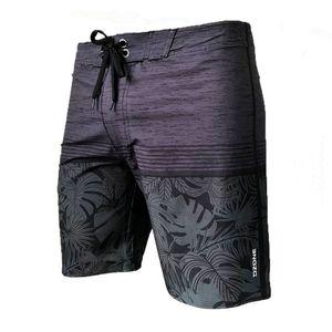 Pantaloneta Larga Para Hombre Echo Camo Dzone