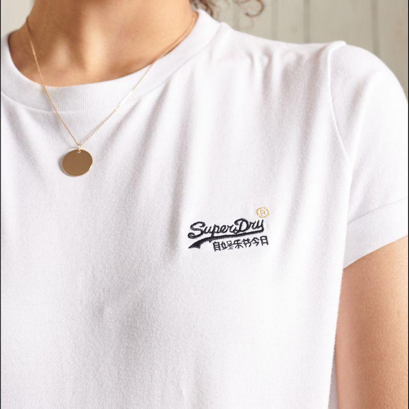 Camiseta-Para-Mujer-Orange-Label-Tshirt-Ns-Superdry