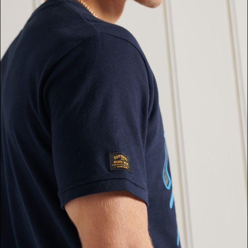 Camiseta-Para-Hombre-Workwear-Box-Fit-Tee-Superdry