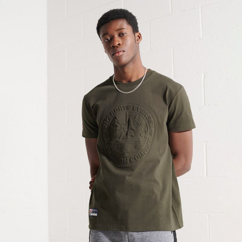 Camiseta-Para-Hombre-Expedition-Emboss-Tee-Superdry
