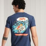 Camiseta-Para-Hombre-Sushi-Rollers-Tee-Superdry