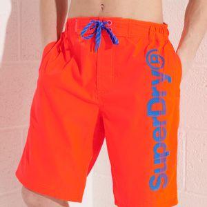 Pantaloneta Corta Para Hombre Superdry Classic Boardshort Superdry