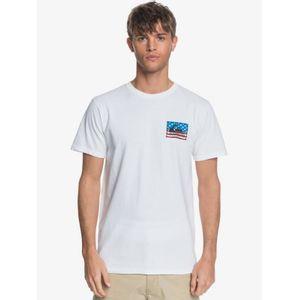Camiseta Quiksilver 4Th Architexture