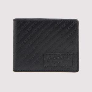 Billetera Pequeña Para Hombre Aop Badge Lineman Wallet Superdry
