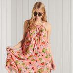 Vestido-Corto-Para-Mujer-Beach-Cami-Dress-Superdry