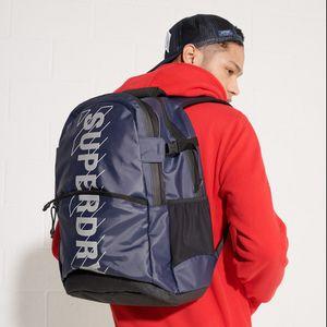 Morral Portatil Para Hombre Sport Code Tarp Backpack Superdry