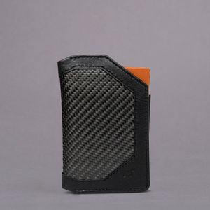 Tarjetero Para Hombre Carbon Speed Card Holder 2.0 The Frenchie Co