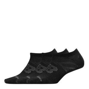 Medias Invisibles Unisex Socks Flat Knit No Show Tab 3 Pack New Balance