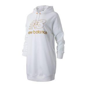 Vestido Corto Para Mujer Nb Essentials Athletic Club Tee New Balance