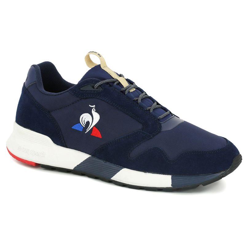 Tenis-Para-Hombre-Omega-X-Dress-Blue-Le-Coq-Sportif
