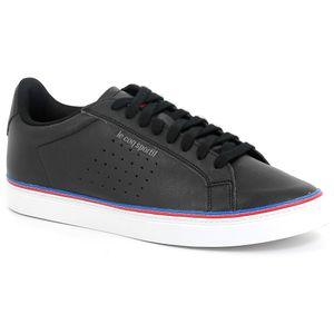 Tenis Unisex Courtace Sport Black Le Coq Sportif 44859