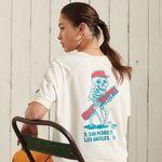 Camiseta--Para-Mujer-Workwear-Cropped-Sweat-Crew-Superdry