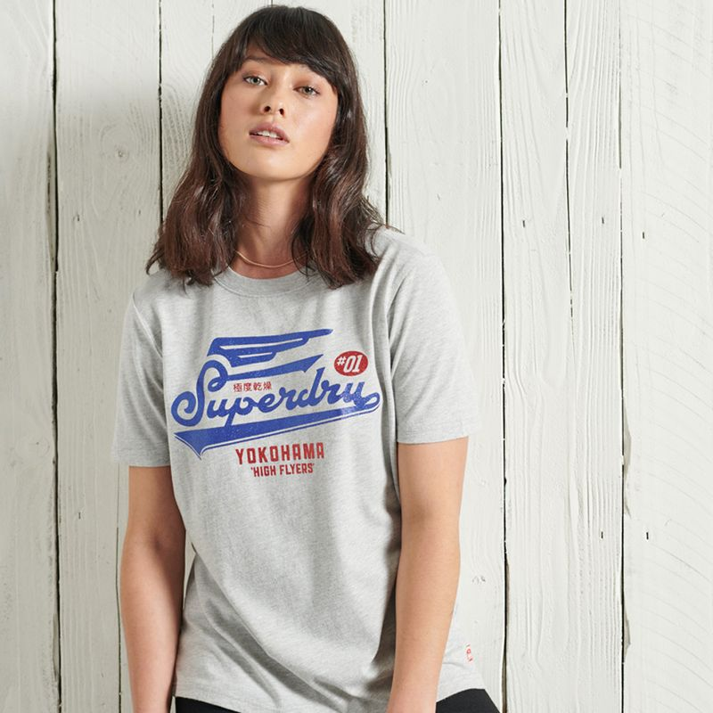 Camiseta--Para-Mujer-Americana-Glitter-Tee-050620-Superdry