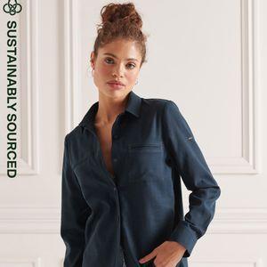 Camisa  Para Mujer Military Shirt Superdry 34385