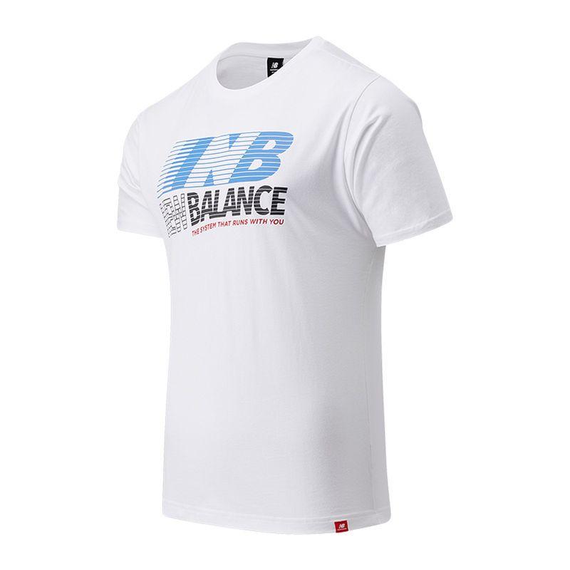 Camiseta-Para-Hombre-Men-S-Essentials-Speed-Action-Tee-New-Balance