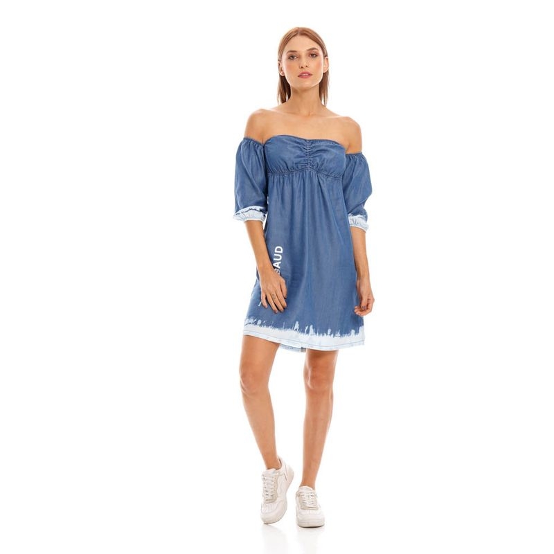 Vestido-Corto-Para-Mujer