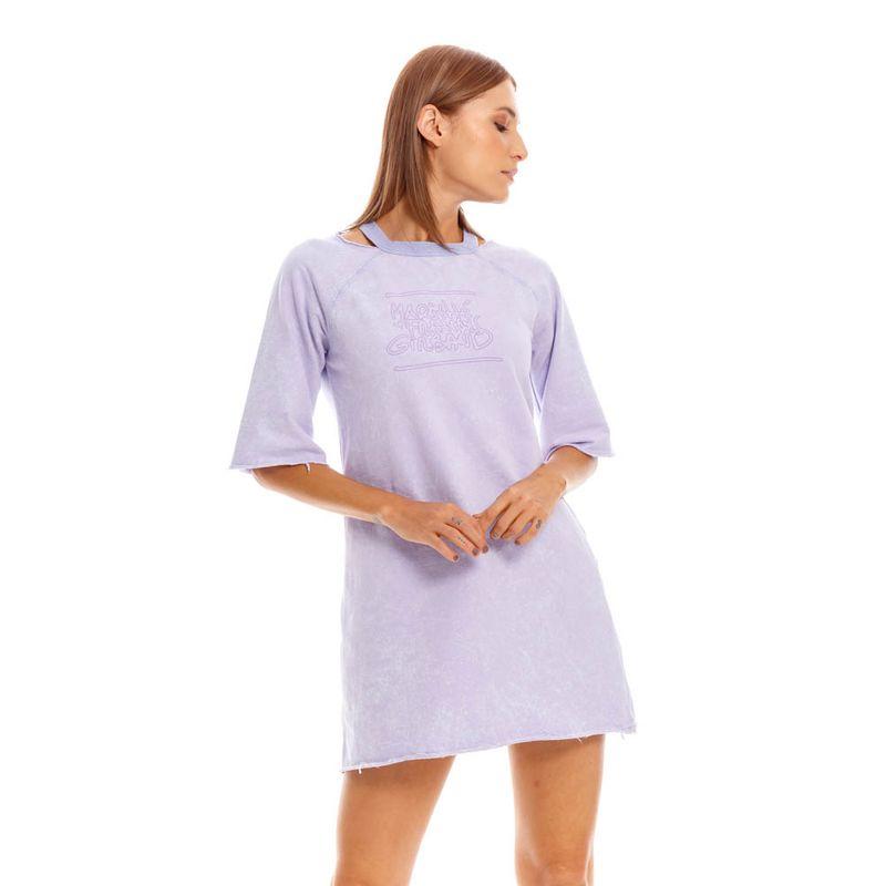 Vestido-Largo-Para-Mujer-