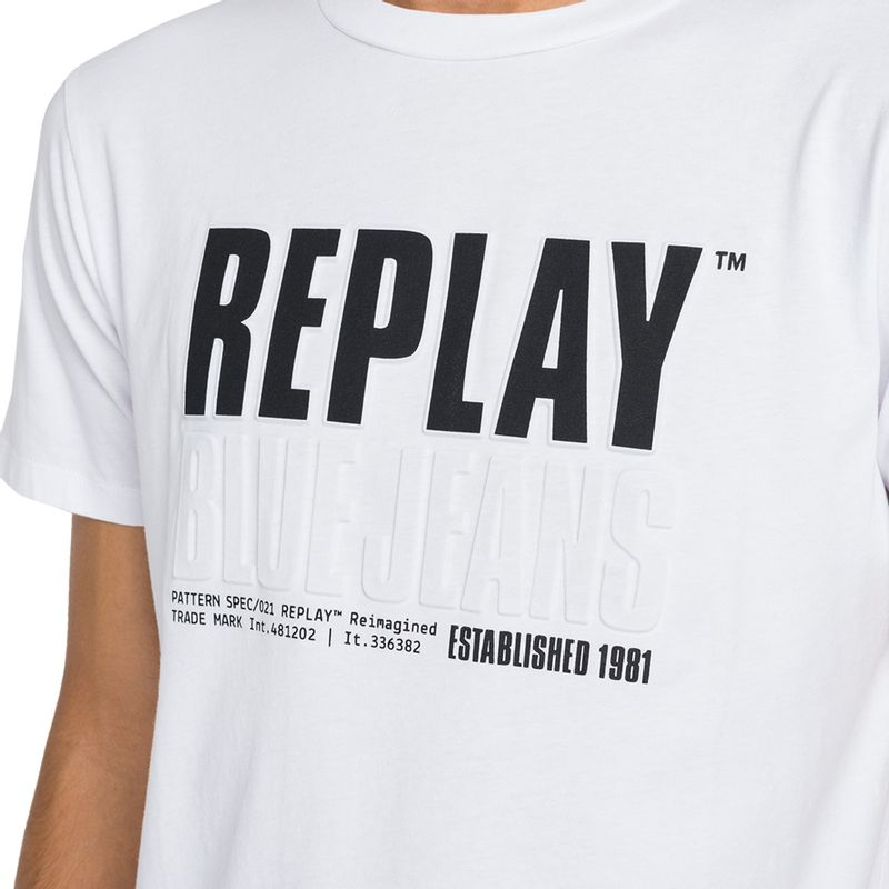 Camiseta-Para-Hombre-30-1-Cotton-Jersey-Replay