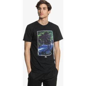 Camiseta Quiksilver Fluorescent Rush