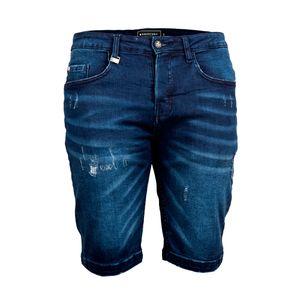 Bermuda Denim Para Hombre Short Simone  38410