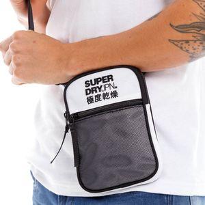 Morral Portatil Para Hombre Sport Pouch Superdry 30343